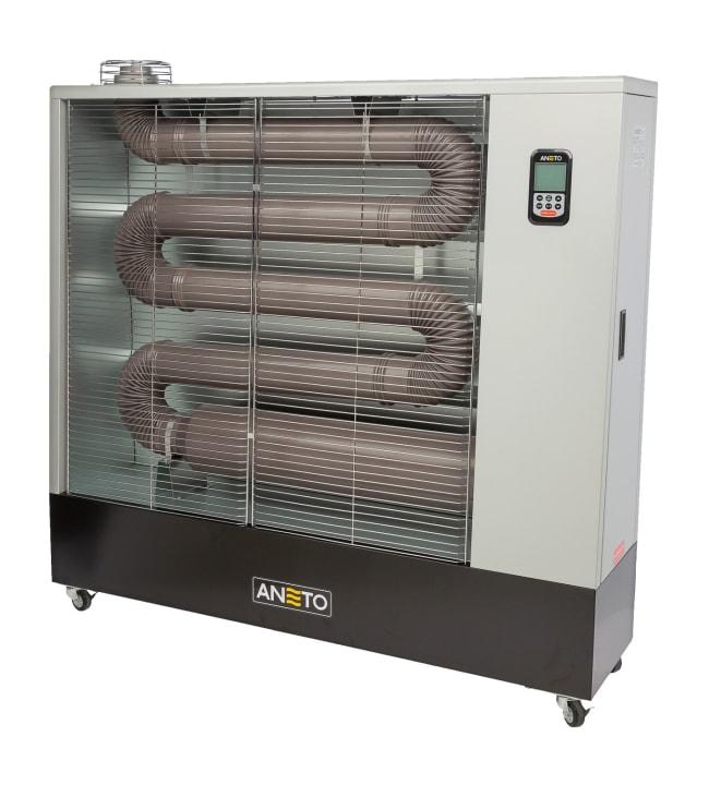 Aneto WAN-250 polttoainekäyttöinen infrapunalämmitin puhaltimella