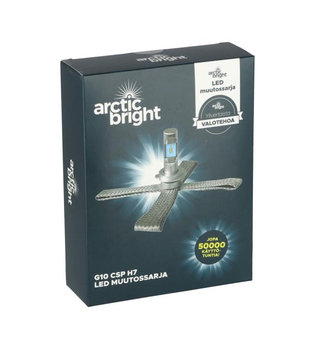 Arctic Killer G10 CSP H7 LED muutossarja