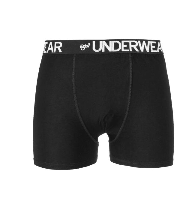 Social Underwear miesten 3-pack bambubokserit