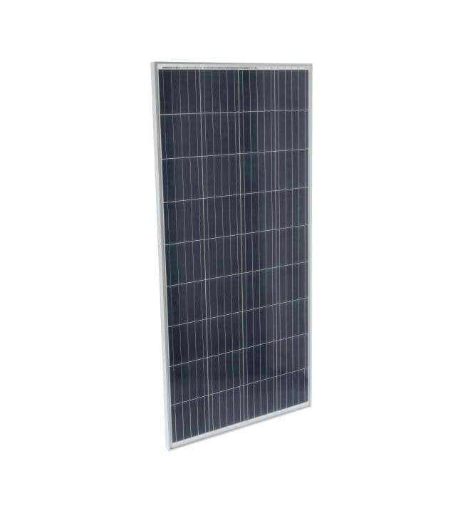 Brightsolar 160W aurinkopaneelisetti matkailuajoneuvoon