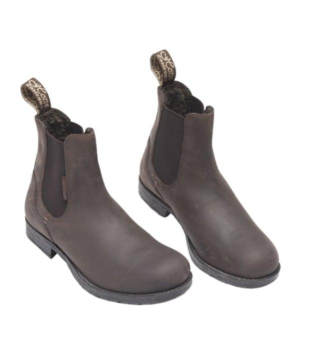 Horse Comfort rasvamokka jodphur kengät
