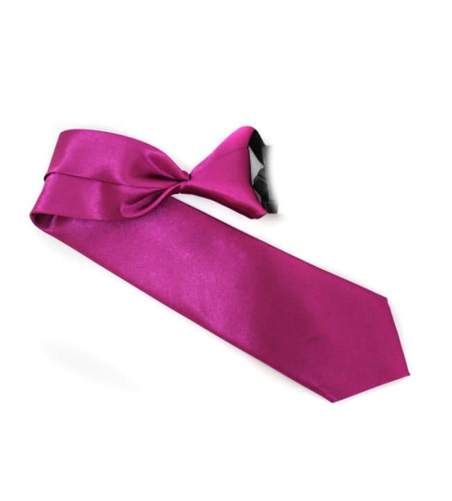 Veniz 40 cm lasten kiiltävä solmio
