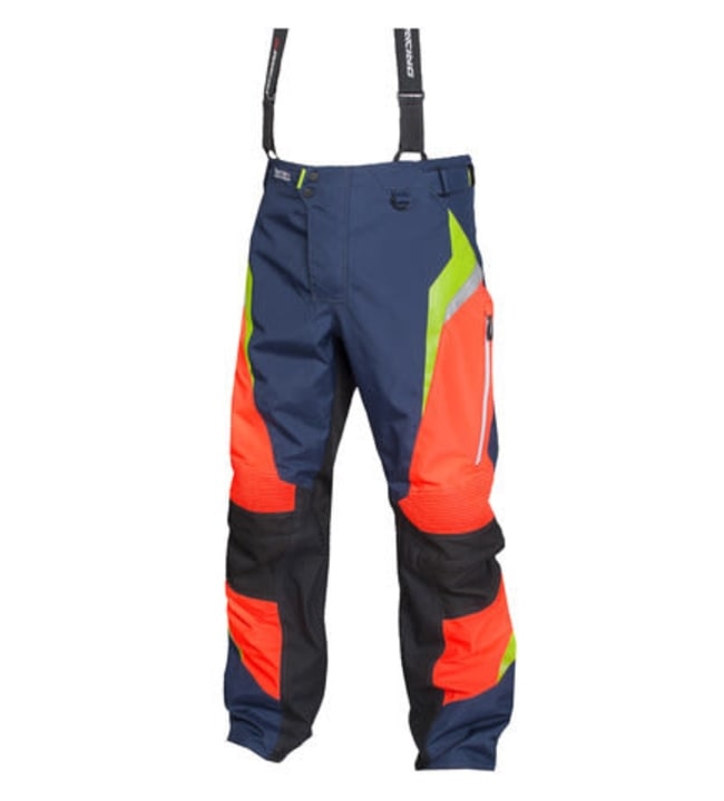 M-Racing Zenith Evot sininen / punainen / musta housut