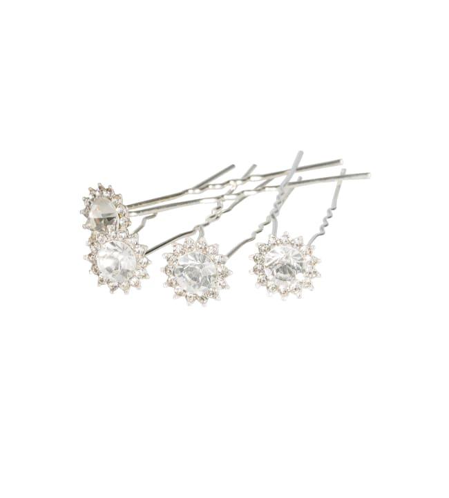 Horze Flower Crystal 20 kpl hiuspinni
