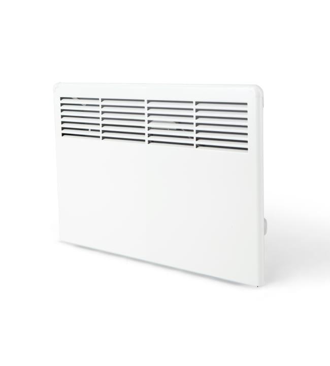 Ensto Beta5-BT-EP 500W lämmitin pistotulpalla, seinäasennus