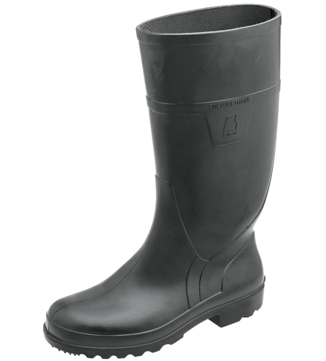 Sievi Light Boot Black O4 kevytsaappaat