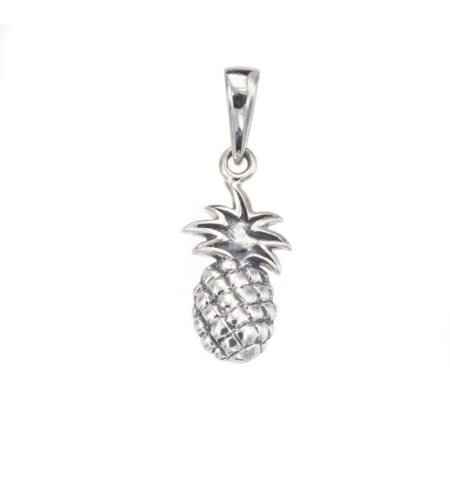 Silver Bar Ananas oxidoitu hopeariipus