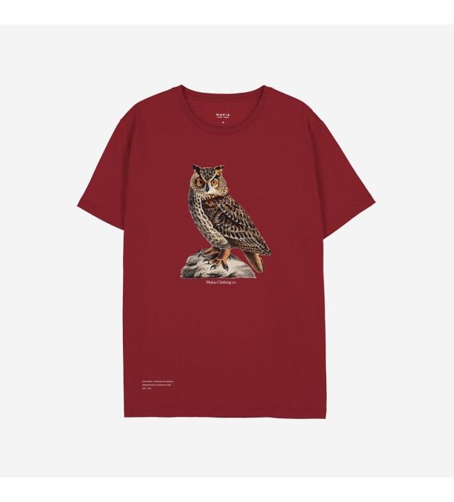 Makia Bubo miesten t-paita