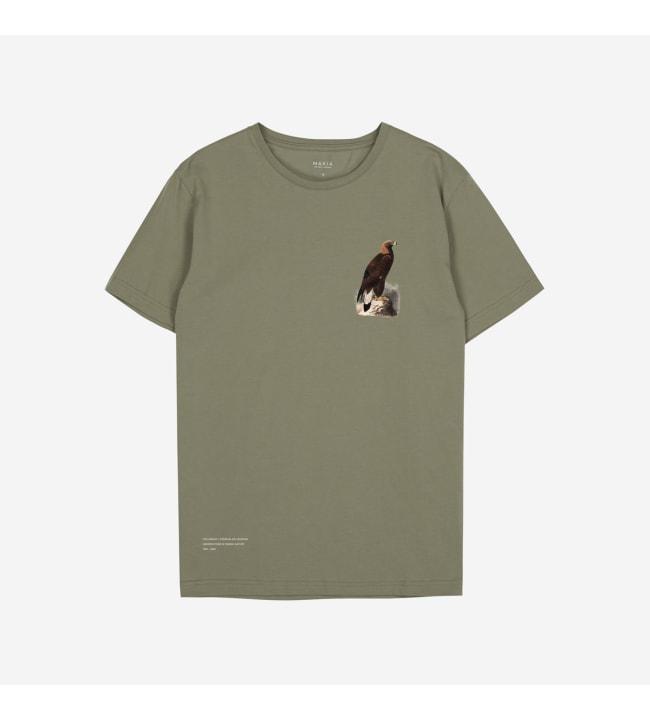 Makia Eagle miesten t-paita