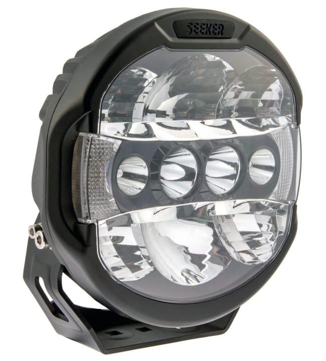 Seeker Quantum Ledzer LED / Laser lisävalo