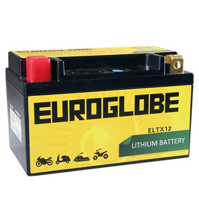 Euroglobe ELTX12 12V 42Wh Lithium akku
