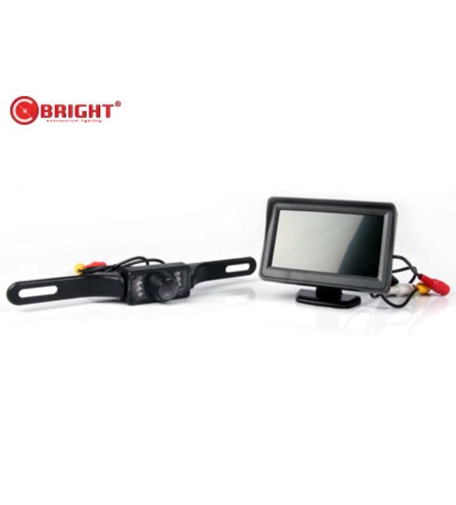 C-bright peruutuskamerajärjestelmä