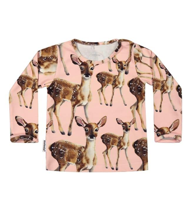 Metsola Bambi lasten paita