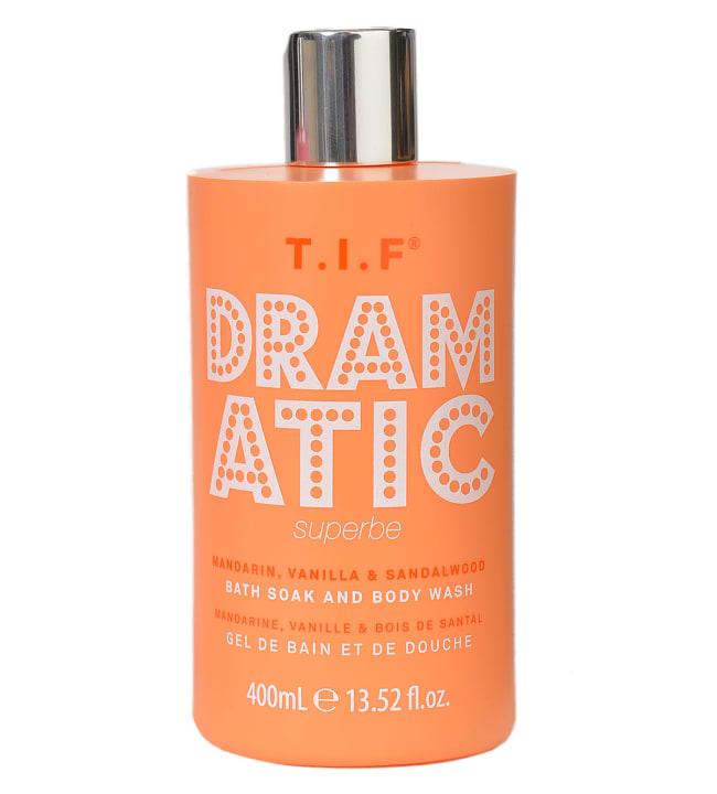 T.I.F Dramatic 400 ml Bath & Shower Cream