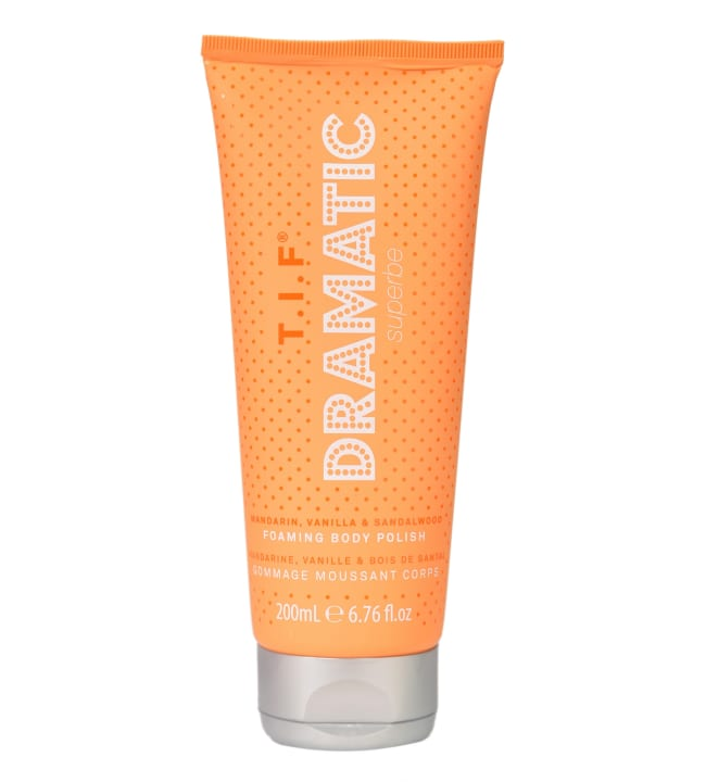 T.I.F Dramatic 200 ml Foaming Body Polish