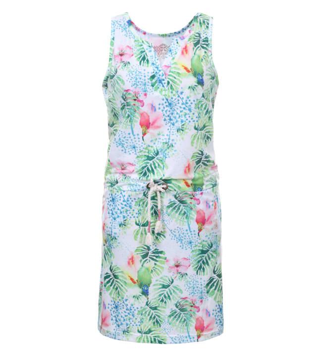 Torstai Tahiti naisten mekko