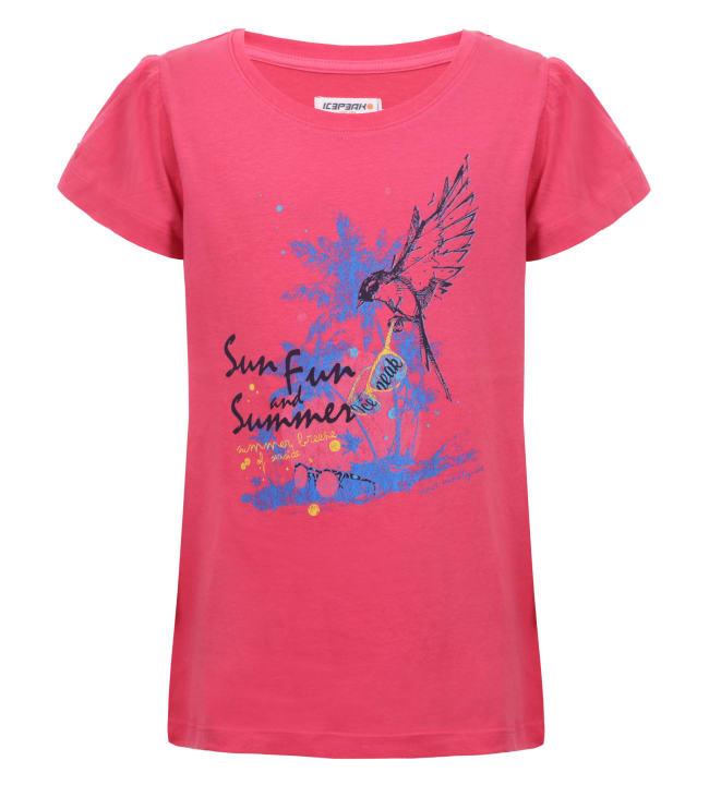Icepeak Midland tyttöjen t-paita