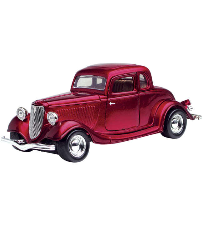Motormax 1:24 1934 Ford Coupe HT pienoismalli