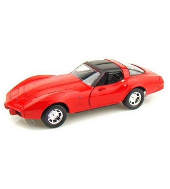 Motormax 1:24 1979 GM Chevrolet Corvette pienoismalli