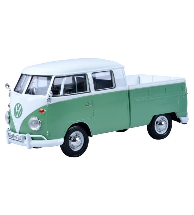 Motormax 1:24 Volkswagen type 2 (T1) Pickup pienoismalli