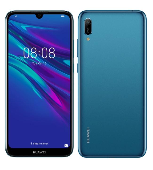 Huawei Y6 2019 älypuhelin