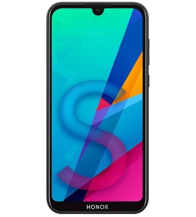 Honor 8S 32GB musta älypuhelin