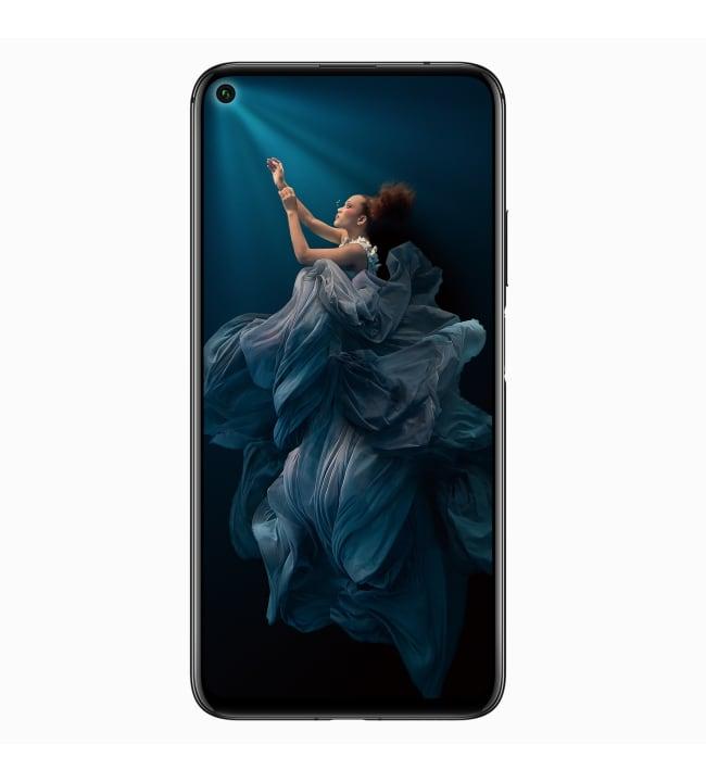 Honor 20 128GB musta älypuhelin