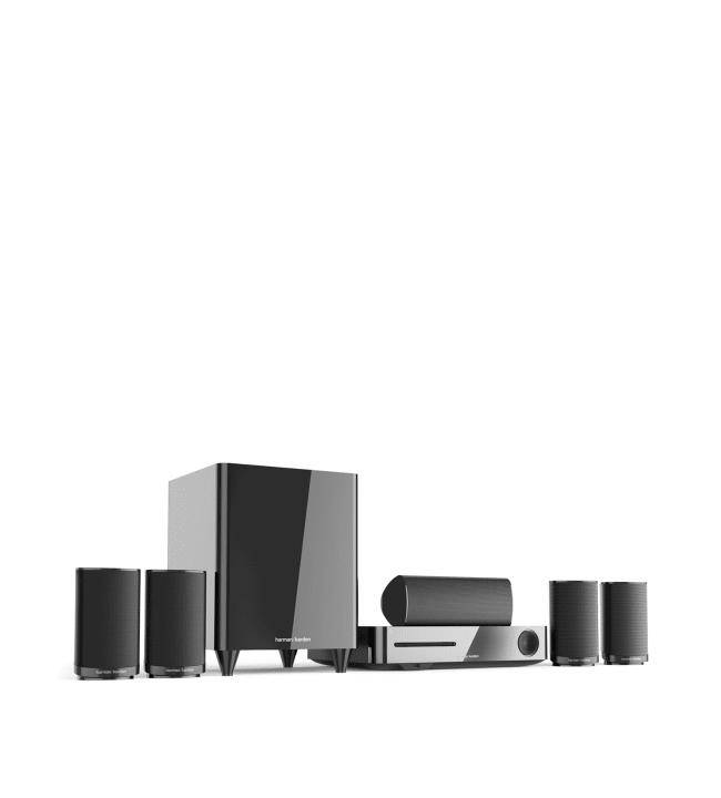 Harman/Kardon BDS 635 5.1 kanavainen Blu-ray kotiteatterijärjestelmä