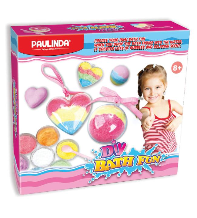 Paulinda Bath Fun tee-se-itse kylpysaippua