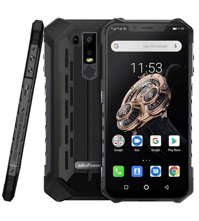 Ulefone Armor 6S IP68 älypuhelin