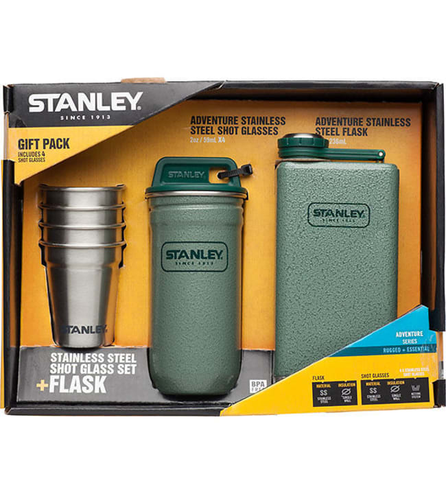 Stanley Adventure taskumatti ja shottilasi-setti
