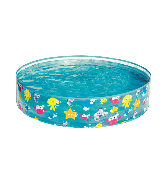 Bestway Fill 'N Fun Sparking Sea Pool 122 x 25 cm uima-allas