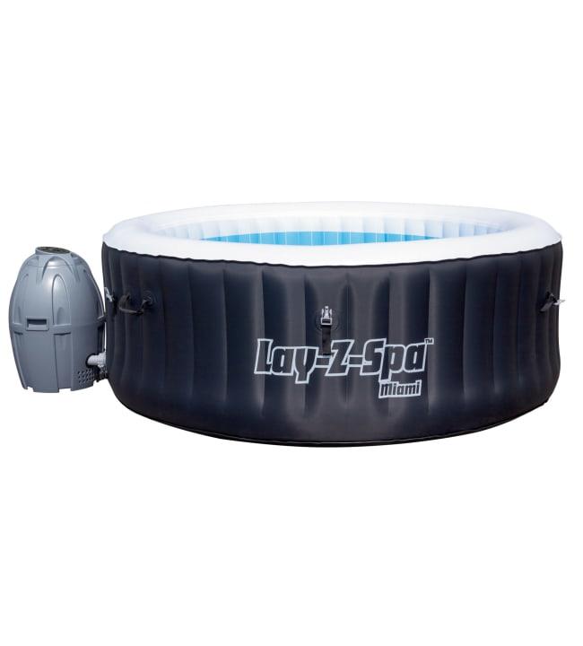 Bestway Lay-Z-Spa Miami 180x66 cm poreallas