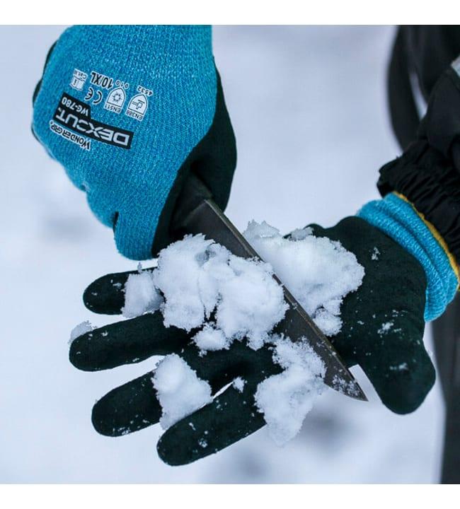 Wonder Grip Wg-780 Dexcut talvi viiltokäsine luokka 5
