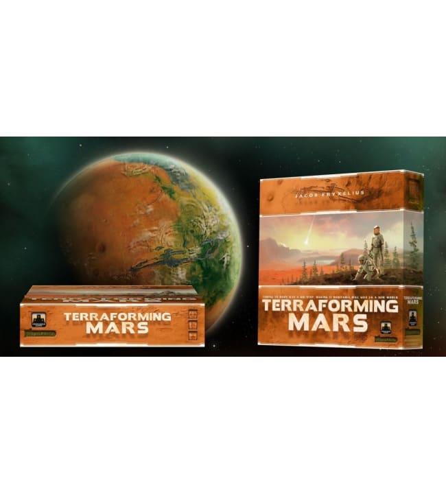 Terraforming Mars englanninkielinen lautapeli
