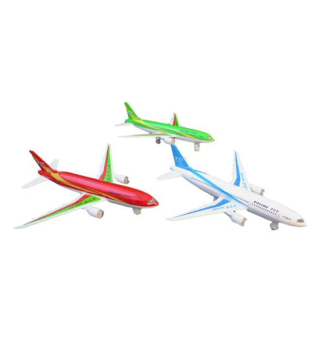 Metallinen matkustajalentokone