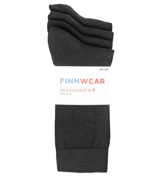 Finnwear 4 paria miesten sukat