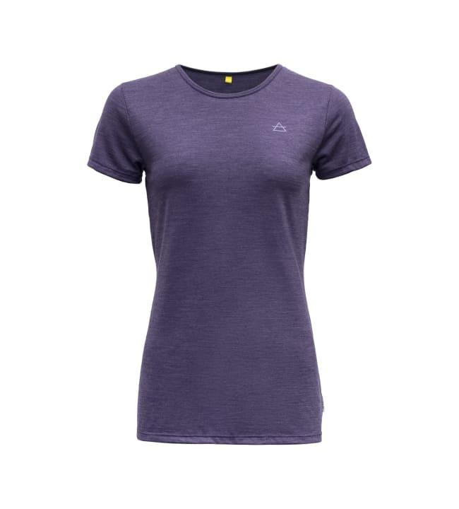 Devold Valldal naisten merinovilla t-paita