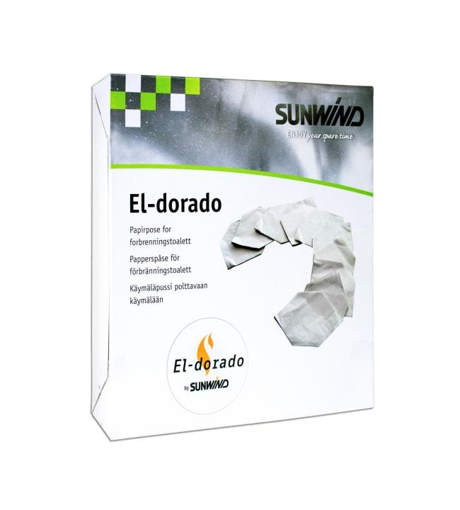 Sunwind El-Dorado käymäläpussit polttokäymälään