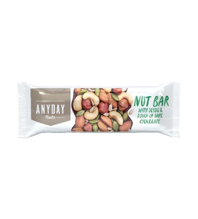 Anyday 40 g pähkinäpatukka marjoilla
