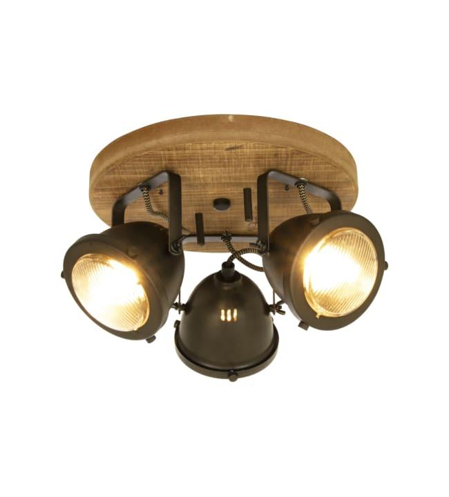 Scan Lamps Alaska 3-os. kohdevalaisin
