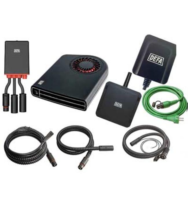 Defa WarmUp II 1400 GPS Link lämmitysjärjestelmä