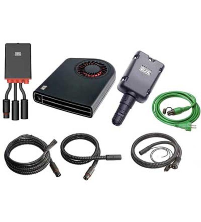 Defa WarmUp II 1400 Bluetooth lämmitysjärjestelmä
