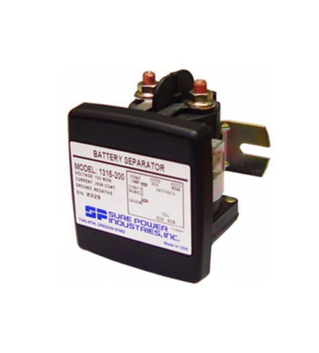 Defa 1315-200, elektroninen akun erotusrele