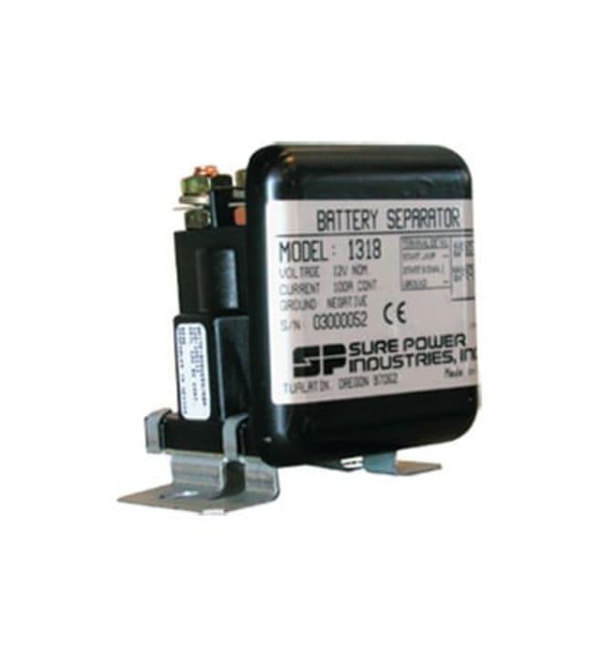 Defa 1319-100, elektroninen akun erotusrele