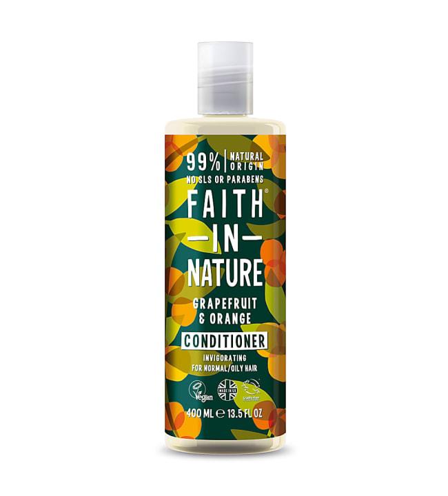 Faith In Nature Greippi&Appelsiini 400 ml hoitoaine