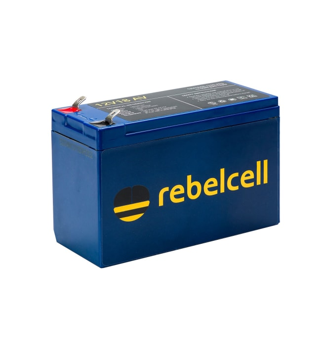Rebelcell Li-Ion akku 12V/18A (199wh)