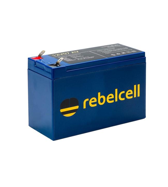 Rebelcell Li-Ion 12V/7A akku