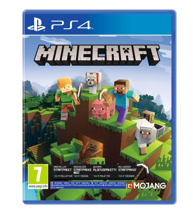 Minecraft: Bedrock Edition PS4