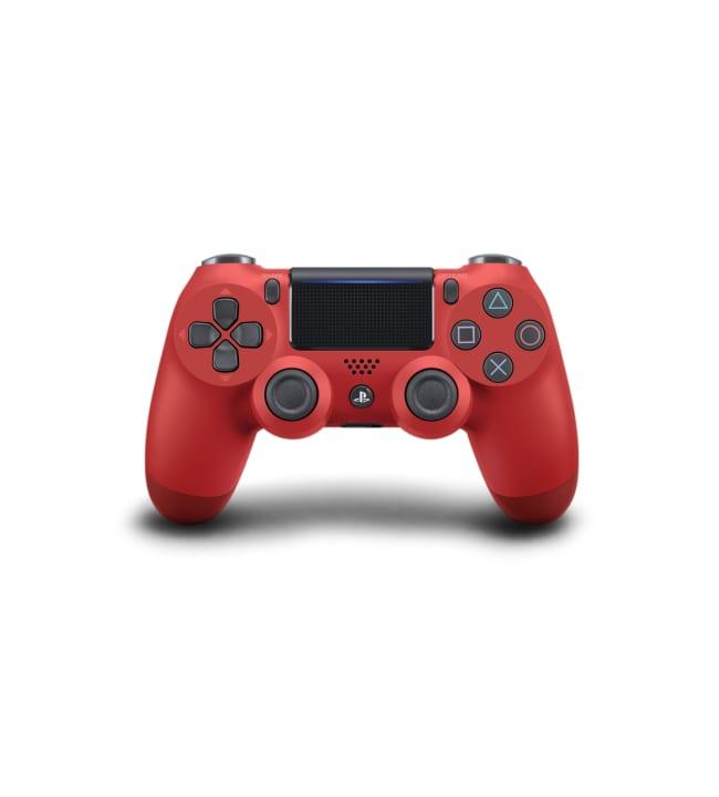 Sony PS4 Dualshock 4 v2 punainen peliohjain